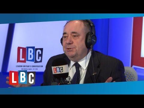 The Alex Salmond Phone-In: 13th April 2016