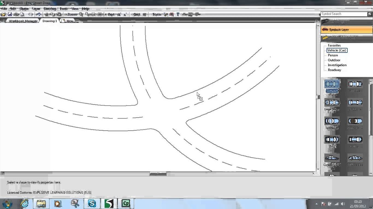 Easy Street Draw Demo