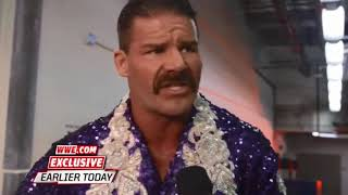 Bobby Roode Entrance as Robert Roode