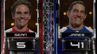 American Gladiators - James Ruggiero 28 June 2008 (His First Episode)