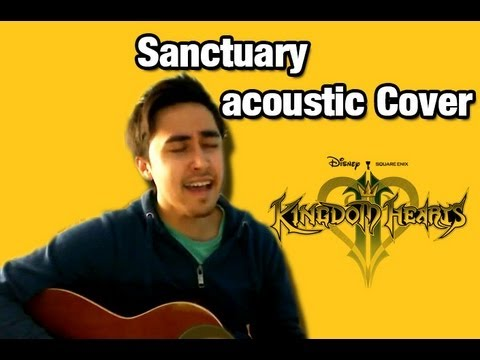 【sanctuary - Utada Hikaru】 (english Acoustic Cover) video