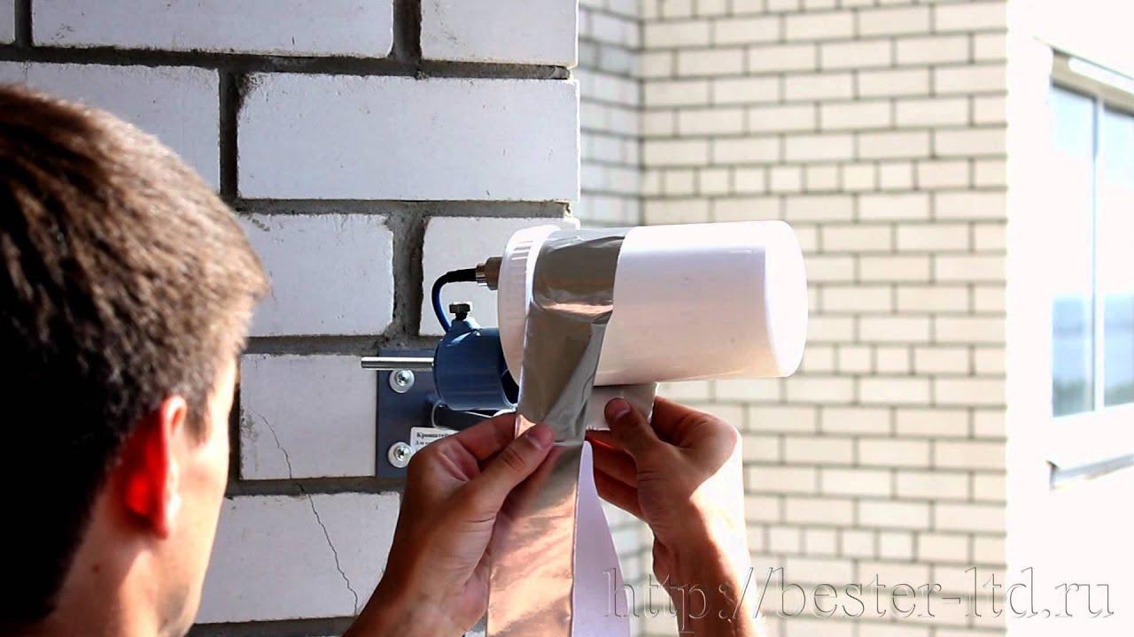 как сделать чтобы wifi ловил на улице