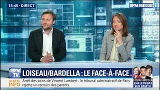Suivez le débat entre Nathalie Loiseau et Jordan Bardella sur BFMTV