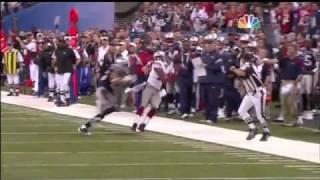 Mario Manningham's Super Bowl Catch