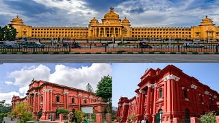 Exploring Bangalore🌃 | Government Museum 🏤 & Vidhan Sabha Assembly 🕍 | Full Detail | Part 2 - T.K