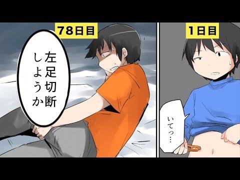 【漫画】糖尿病になるとどんな生活になるのか?【マンガ動画】