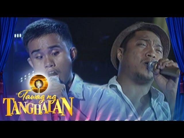 Tawag ng Tanghalan: Carlmalone Montecido vs Edzel Ryan Herrera
