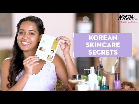 How To Do A 9 STEP KOREAN Skincare Routine With Debasree Banerjee