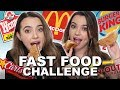 Fast Food Challenge - Merrell Twins MP3