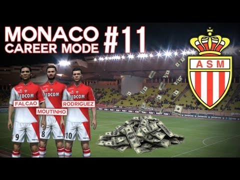 FIFA 13: AS Monaco Career Mode - Episode #11 - FINAL SIGNINGS!