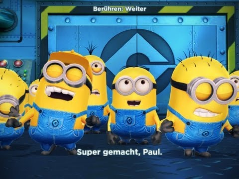 Minion Rush - Game Review video
