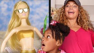 Cool Toy Hacks & Barbie Crafts