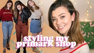 STYLING MY PRIMARK SHOP - JANUARY 2019 (TRY ON SIZE 14) | LUCY WOOD