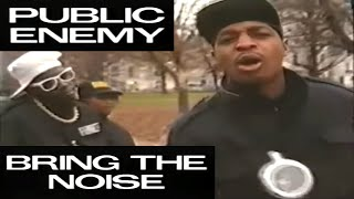 Public Enemy - Bring The Noise (Official Video) HQ