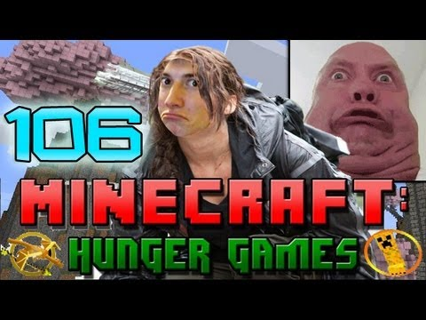 Minecraft: Hunger Games w/Mitch! Game 106 - Hilarious Episode :D