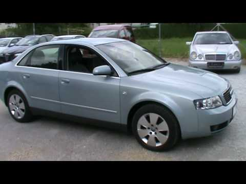 2003  Audi A4 1.9 TDI Full Review.Start Up. Engine. and In Depth Tour