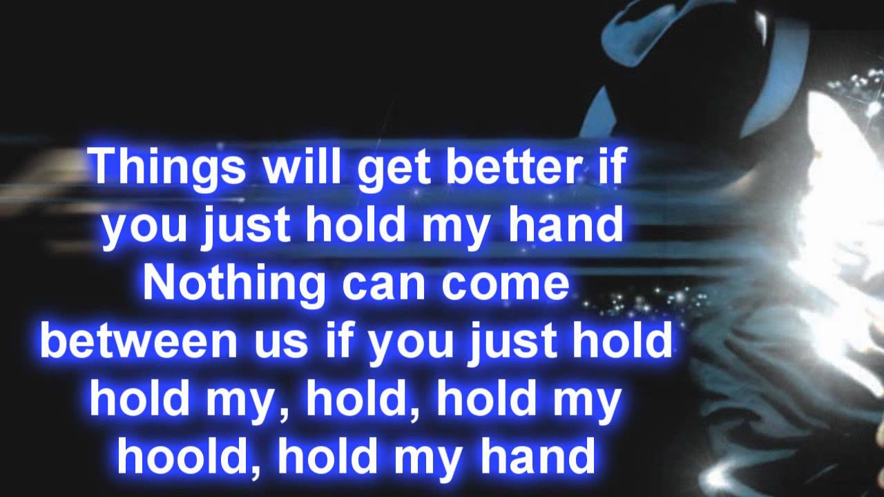 Michael Jackson feat Akon - Hold my hand [ Lyrics ] - YouTube