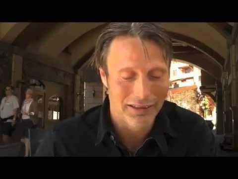 Mads Mikkelsen Telluride Festival 2012 Interview