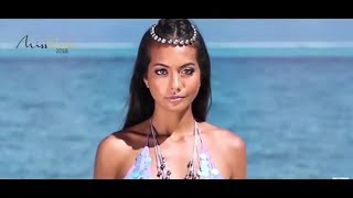 Miss France 2019 - Contestants (Tahiti - Vaimalama Chaves)