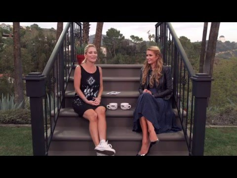 Paris Hilton on Talk Stoop 2015
