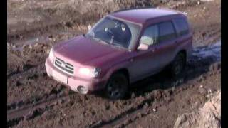 forester off-road 5