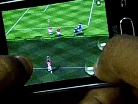 Fifa 12 on Samsung Galaxy Star Duos