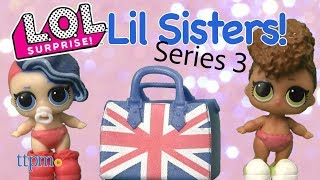 L.O.L. Surprise! Lil Sisters from MGA Entertainment