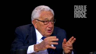 Henry Kissinger on Russian election interference (Aug 17, 2017) | Charlie Rose Web Extra
