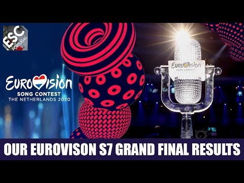 OUR EUROVISION 7: GRAND FINAL RESULTS! WHO WON?