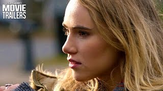 The Girl Who Invented Kissing Trailer starring Vincent Piazza & Suki Waterhouse
