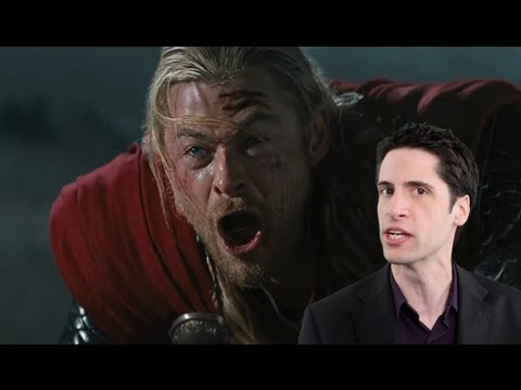 Thor: The Dark World trailer review