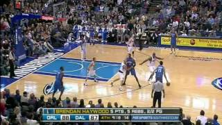 Hedo Turkoglu career-high 17 assists against Dallas Mavericks