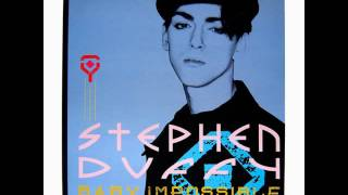 Watch Stephen Duffy Baby Impossible video
