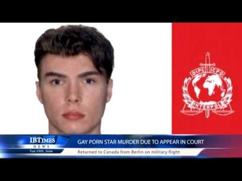 Gay Porn Star Murder Due To Appear In Court video
