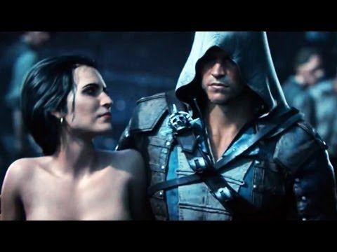 Assassin's Creed 4 Black Flag Official Trailer (HD)