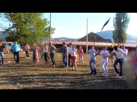 Kolo - Borike Republika Srpska - Ilindan 2013 video