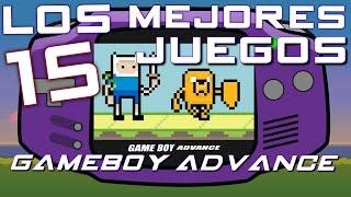 Los 15 MEJORES JUEGOS DE GAMEBOY ADVANCE!   mas links de Descarga!