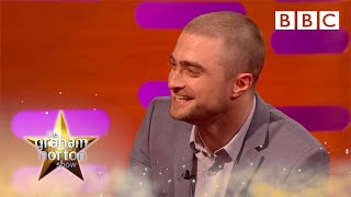 Daniel Radcliffe and James McAvoy on meeting fans - The Graham Norton Show: Episode 9 - BBC