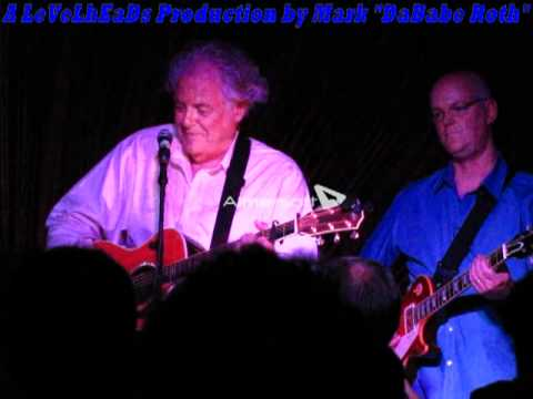 A Doc Watson Morning - Peter Rowan and The Mosier Bros - Pisgah Brewery, Black Mountain, NC 6-14-12