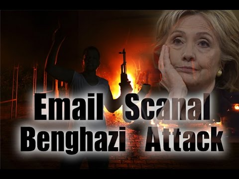 Hillary Clinton missing Email scandal | Benghazi attack - MEDIA won't say