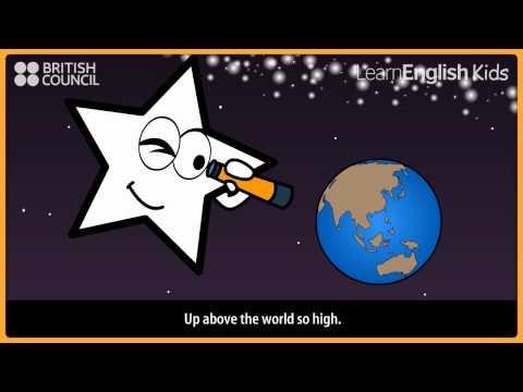 Twinkle twinkle little star - Nursery Rhymes & Kids Songs