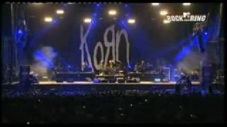 KoRn Intro + Right Now @ Rock Am Ring 2009