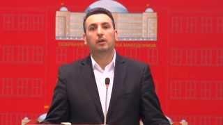 BEKIM FAZLIU : Ne ligjin per arsim , asnje germe per shqiptaret
