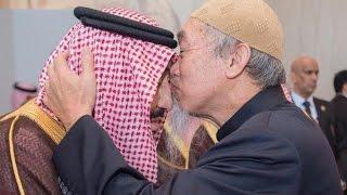 Hussain Yee jelaskan perasaan terhadap Raja Salman