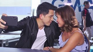 'All Access' in 'The One That Got Away': Joyce Pring todo kilig kay Dennis Trillo   GMA One