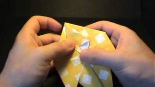 How To Make An Origami Squirrel 1/2