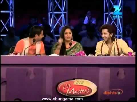 Shreya  Performance  DID LIL CHAMP AUDITION