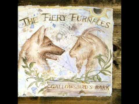 The Fiery Furnaces - Rub Alcohol Blues