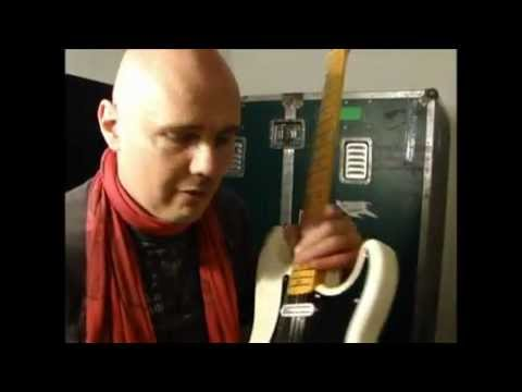 Billy Corgan discusses his guitars for the 2011