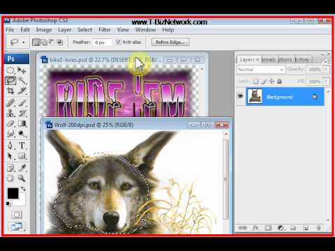 Adobe Photoshop Basics - with Scott Fresener Part 2 of 3